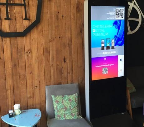 DigitalSign Cafetería Faustina