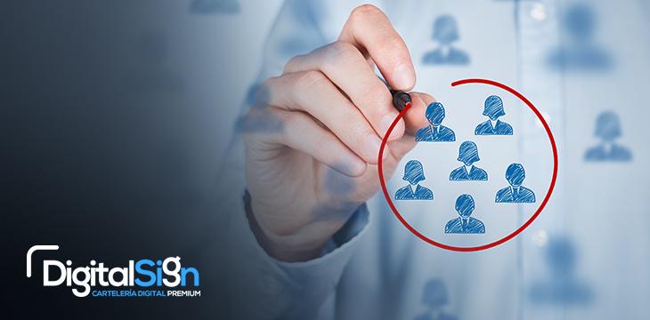 Segmenta los contenidos en base a tus objetivos comunicacionales
