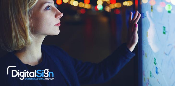 La cartelería digital como solución integral empresarial